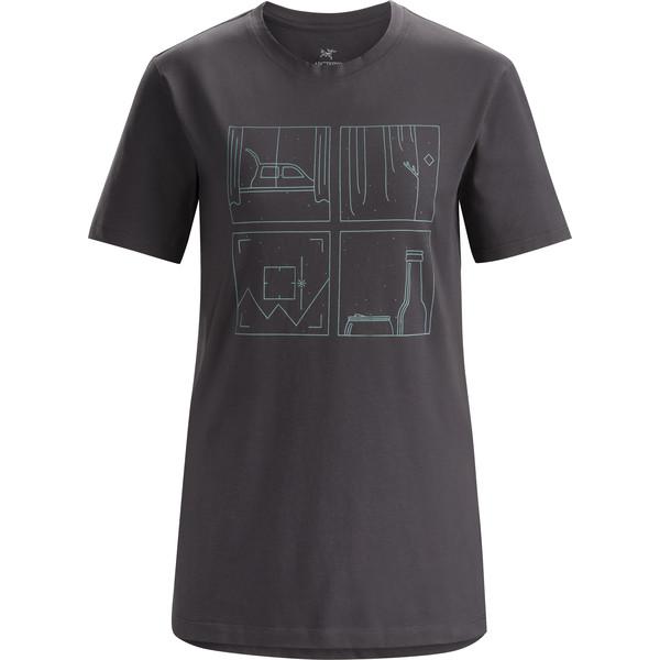 Arc'teryx QUADRANTS T-SHIRT SS WOMEN' S Frauen - T-Shirt