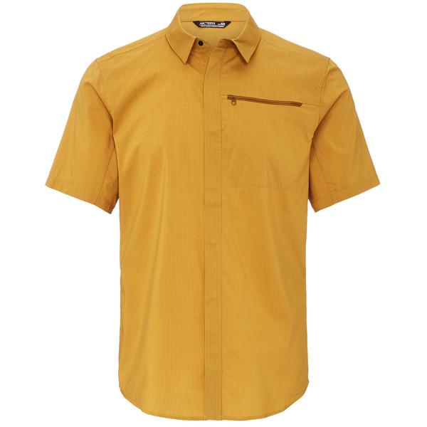 Arc'teryx KASLO SHIRT SS MEN' S Männer - Outdoor Hemd