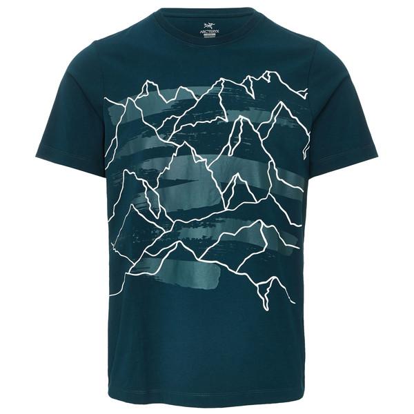Arc'teryx PLAYGROUND T-SHIRT SS MEN' S Männer - T-Shirt