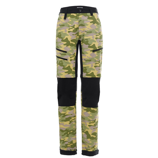 Is Not Enough ARETE ZIPOFF PANTS Frauen - Trekkinghose