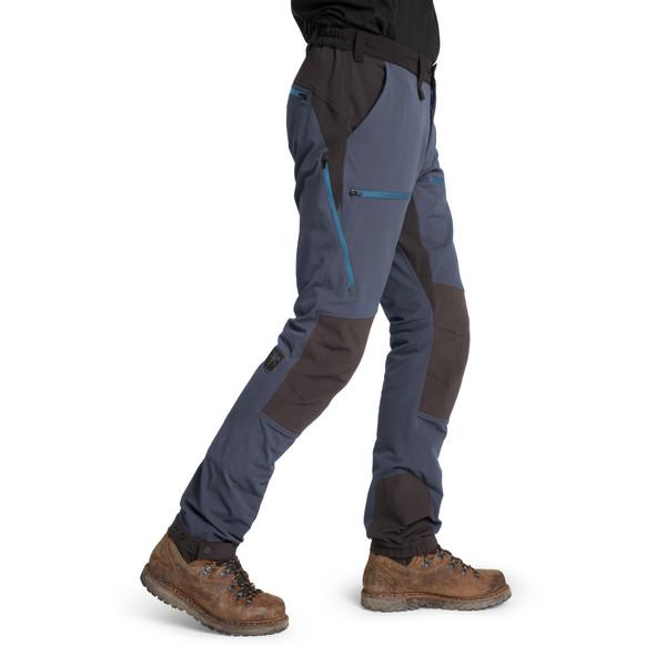 Is Not Enough CREON SOFTSHELL PANTS Männer - Softshellhose