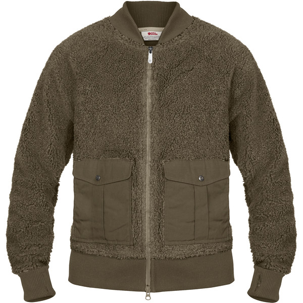 Fjällräven GREENLAND PILE FLEECE W Frauen - Fleecejacke