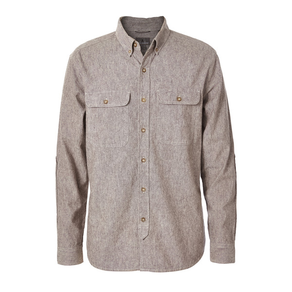 Royal Robbins Headwall Chambray L/S Männer - Outdoor Hemd