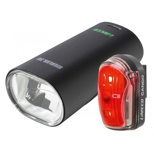 Litecco Set Highlux 30 Cando - Fahrradbeleuchtung