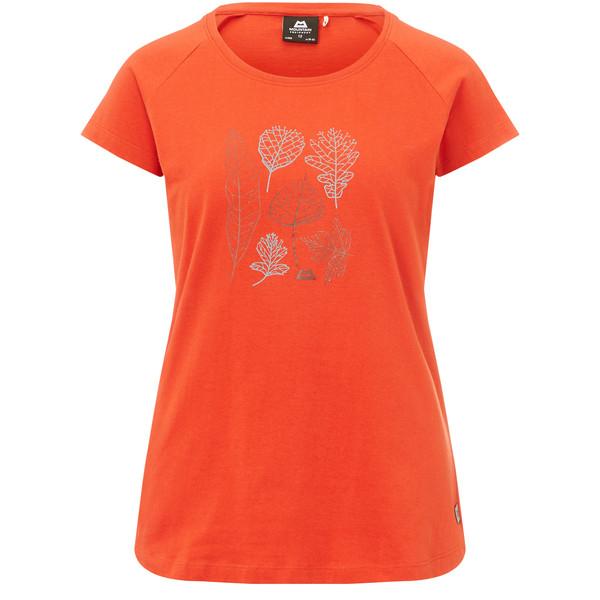Mountain Equipment LEAF TEE Frauen - T-Shirt