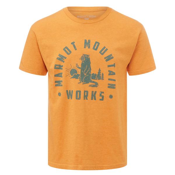 Marmot CHORDATA TEE SS Männer - T-Shirt