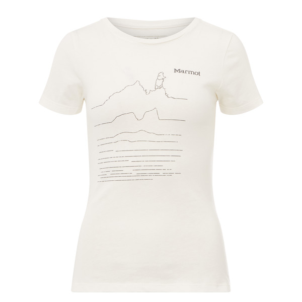 Marmot WM' S CALIGATA TEE SS Frauen - T-Shirt