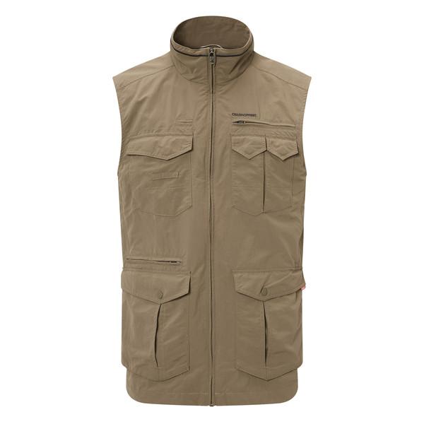 Craghoppers NOSILIFE ADVENTURE WESTE Männer - Mückenabweisende Kleidung