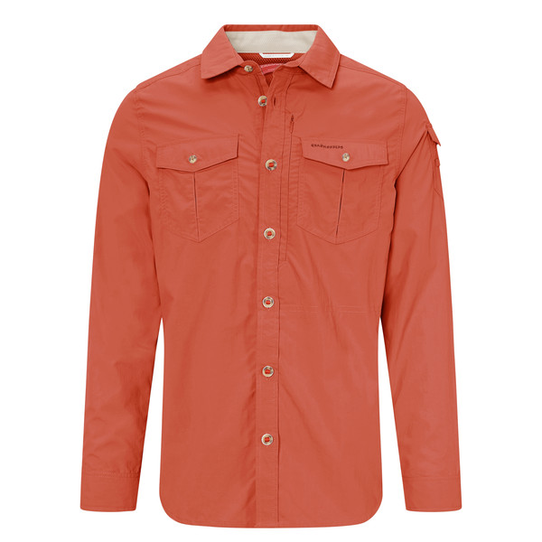 Craghoppers NL ADV LS SHIRT Männer - Mückenschutz Kleidung