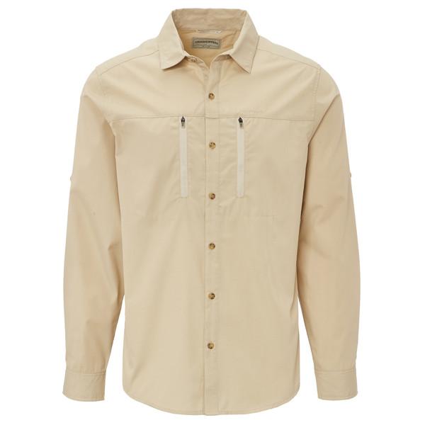 Craghoppers Boulder LS Shirt Männer - Mückenschutz Kleidung