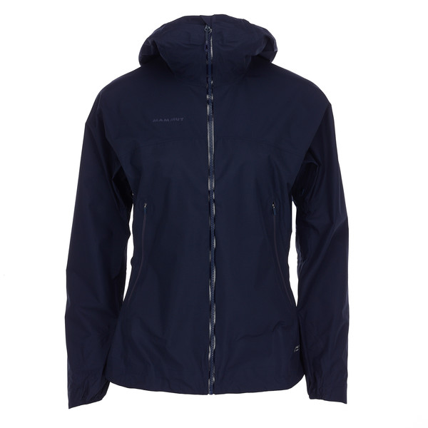 Mammut MASAO LIGHT HS HOODED JACKET Frauen - Regenjacke