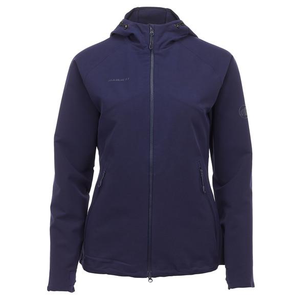 Mammut Macun SO Hooded Jacket Frauen - Softshelljacke