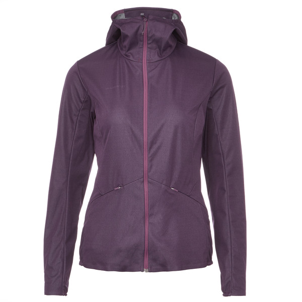 Mammut Ultimate V Tour SO Hooded Jacket Frauen - Softshelljacke