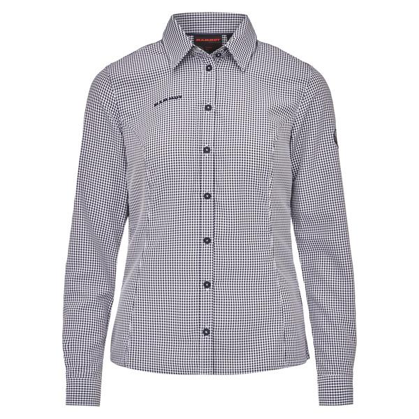 Mammut Aada Longsleeve Shirt Frauen - Outdoor Bluse