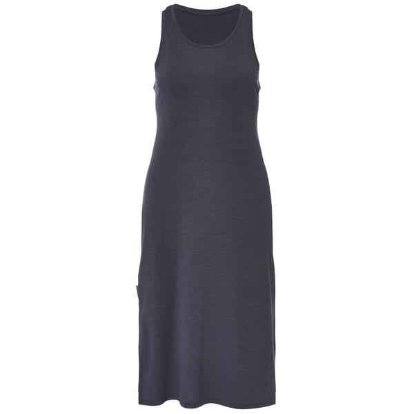 Icebreaker WMNS YANNI TANK MIDI DRESS Frauen - Kleid