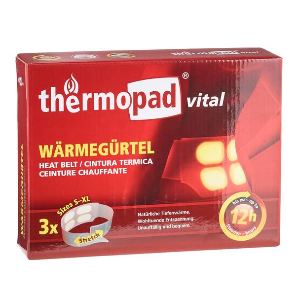 Thermopad Wärmegürtel Rücken