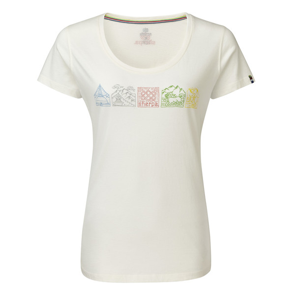 Sherpa LUNGTA TEE Frauen - T-Shirt