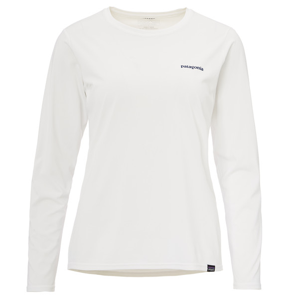 Patagonia W' S L/S CAP COOL DAILY GRAPHIC SHIRT Frauen - Funktionsshirt
