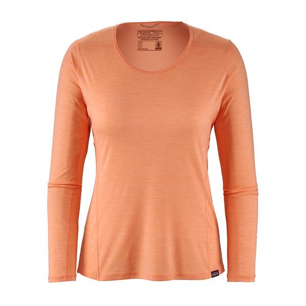 Patagonia W' S L/S CAP COOL LIGHTWEIGHT SHIRT Frauen - Langarmshirt