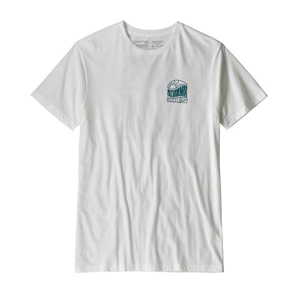 Patagonia Cosmic Peaks Organic T-Shirt Männer - T-Shirt