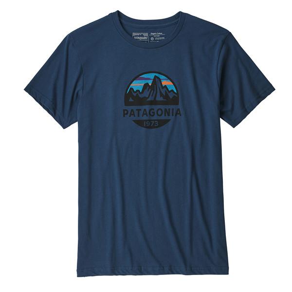 Patagonia Fitz Roy Scope Organic T-Shirt Männer - T-Shirt