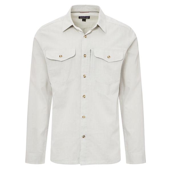 Patagonia M' S L/S CAYO LARGO II SHIRT Männer - Outdoor Hemd