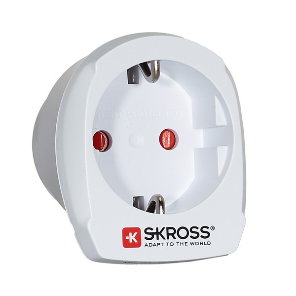 SKROSS EUROPE TO USA - Reisestecker