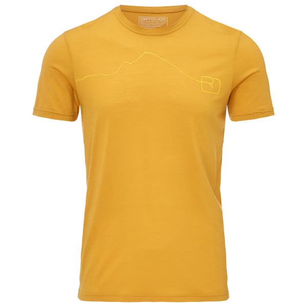 Ortovox 120 TEC MOUNTAIN T-SHIRT Männer - Funktionsshirt