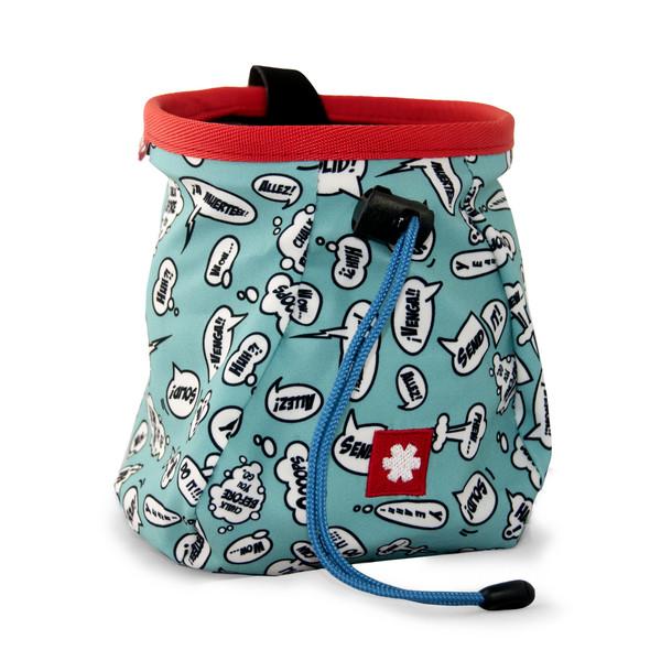 Ocun LUCKY + BELT Unisex - Chalkbag
