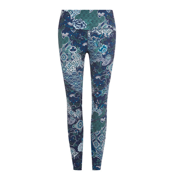 Sherpa SAPNA PRINTED LEGGING Frauen - Leggings