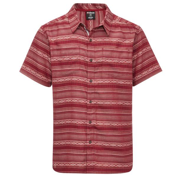 Sherpa BHAKU SS SHIRT Männer - Outdoor Hemd