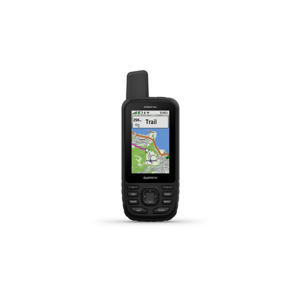 Garmin GPSMAP 66ST, MIT TOPOACTIVE EUROPA-KARTE - GPS-Gerät