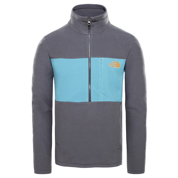 The North Face BLOCKED TKA 100 1/4 ZIP Männer - Fleecepullover