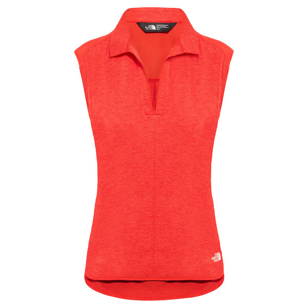 The North Face INLUX S/L TOP Frauen - Funktionsshirt