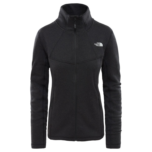 The North Face INLUX WOOL FULL ZIP JACKET Frauen - Fleecejacke