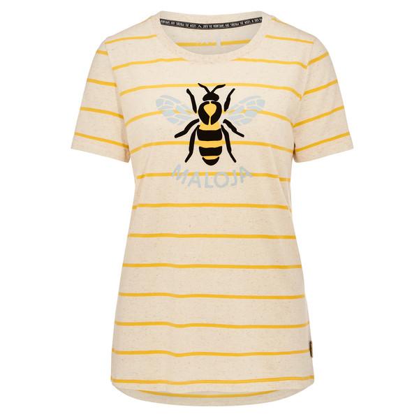 Maloja CALÜRAM. Frauen - T-Shirt