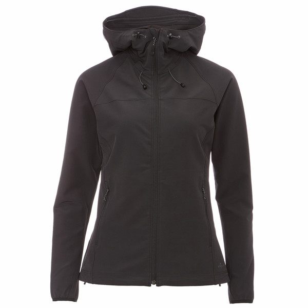 FRILUFTS ENNSKRAXN HOODED SOFTSHELL JACKET Frauen - Softshelljacke
