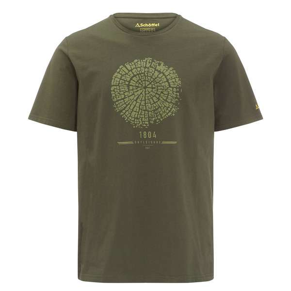Schöffel T SHIRT EL CHORRO2 Männer - T-Shirt