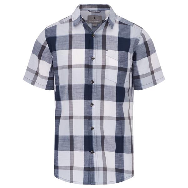 Royal Robbins SAWTOOTH PLAID S/S Männer - Outdoor Hemd