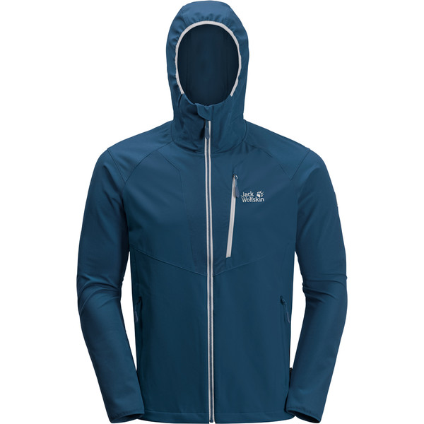Jack Wolfskin KANUKA POINT JACKET M Männer - Softshelljacke