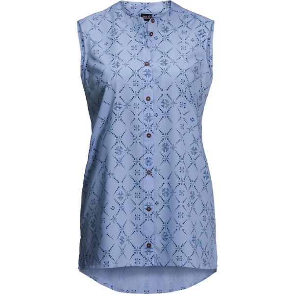 Jack Wolfskin SONORA MAORI SL Frauen - Outdoor Bluse