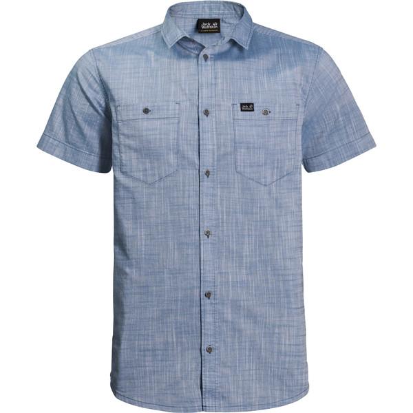 Jack Wolfskin EMERALD LAKE SHIRT M Männer - Outdoor Hemd
