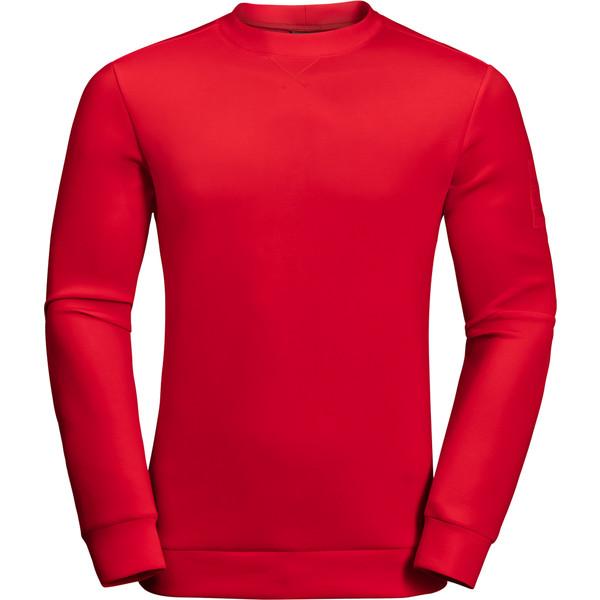 Jack Wolfskin 365 SPACER M Männer - Sweatshirt