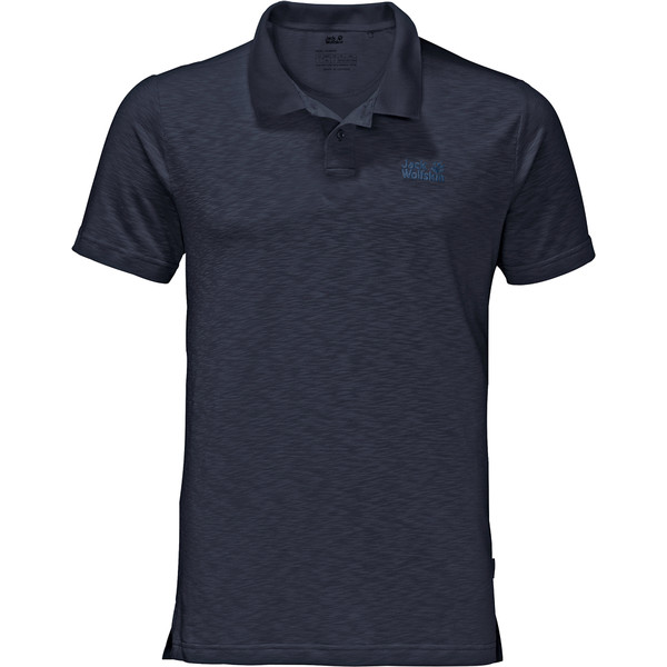 Jack Wolfskin TRAVEL POLO MEN Männer - Polo-Shirt
