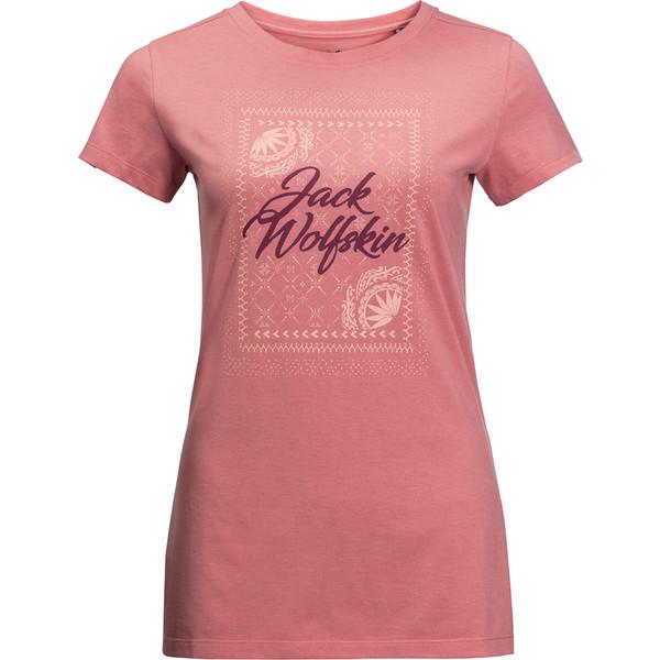 Jack Wolfskin SEA BREEZE TEE Frauen - T-Shirt