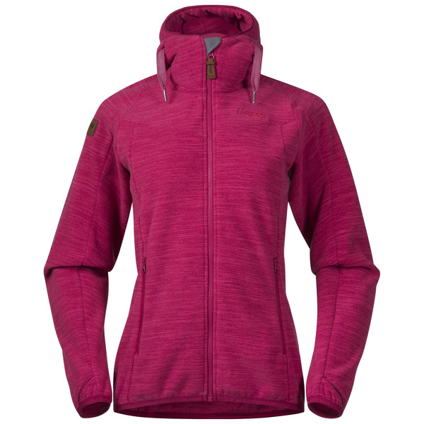 Bergans HAREID FLEECE JKT Frauen - Fleecejacke