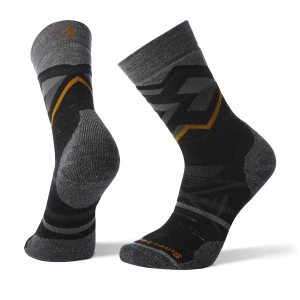 Smartwool PHD OUTDOOR MEDIUM PATTERN CREW Männer - Wandersocken
