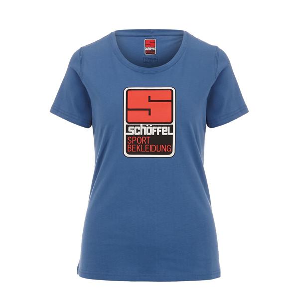 Schöffel T SHIRT ORIGINALS KITIMAT Frauen - T-Shirt