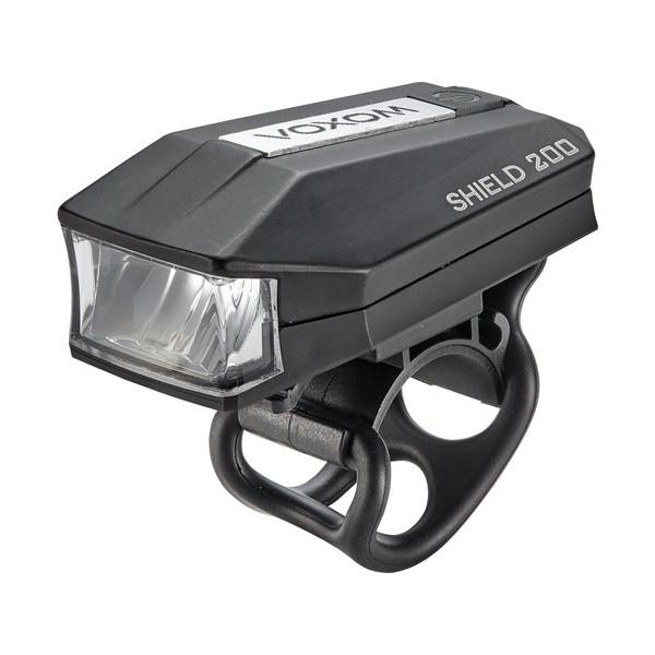 Voxom VORBAU VB3, 25,4MM, 80MM, 1 1/8 HÖHENVERSTELLBAR, -10/+65 Unisex - Fahrradbeleuchtung