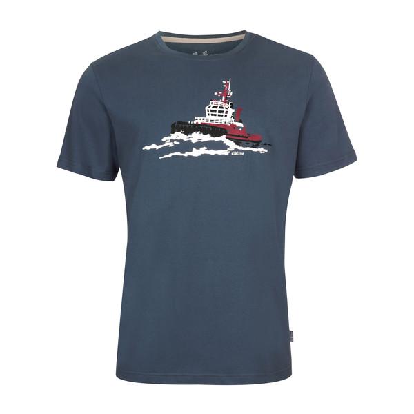 Elkline ABGESCHLEPPT Männer - T-Shirt